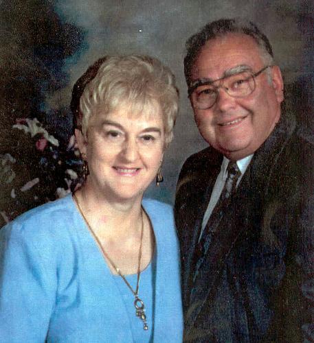 Bill and Helene Regier