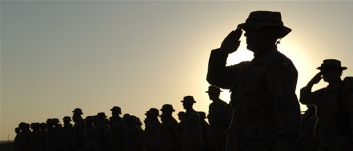 Age shall not weary them, nor the years condem…